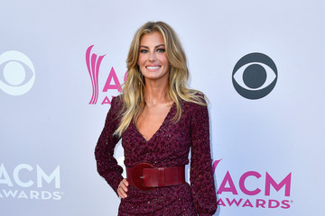 Faith Hill 52nd Academy of Country Music Awards - Arrivals