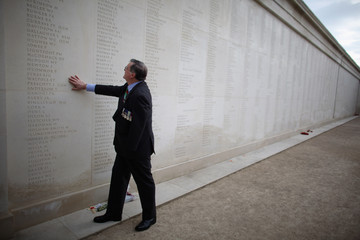 John Phillips The Falklands War Is Remembered On Its 30th Anniversary At The National Arboretum