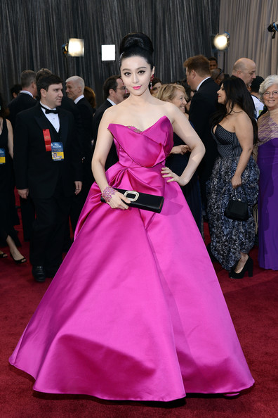 Fan Bingbing - 85th Annual Academy Awards - Arrivals