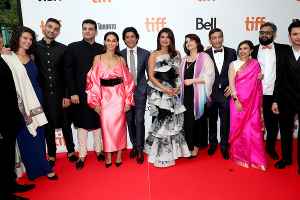 2019 Toronto International Film Festival - 'The Sky Is Pink' Premiere - Arrivals
