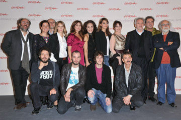 Farida Rahouadj Le Cose Che Restano - Photocall: The 5th International Rome Film Festival
