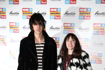 Faris Badwan NME Awards - Red Carpet Arrivals