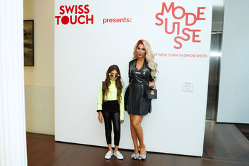 Farrah Abraham Swiss Touch Presents Mode Suisse At NYFW