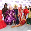 Farrah Moan Stars Attend 'RuPaul's Drag Race All Stars Meet The Queens'