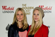 Donna Air and Poppy Delevingne Photos Photo