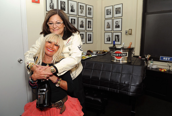 Fashion Icons In Depth Interview With Fern Mallis And Betsey Johnson Hosted By 92nd Street Y And