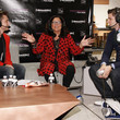 Fern Mallis and Lance Bass Photos