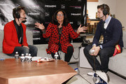 Fern Mallis and Lance Bass Photos Photo