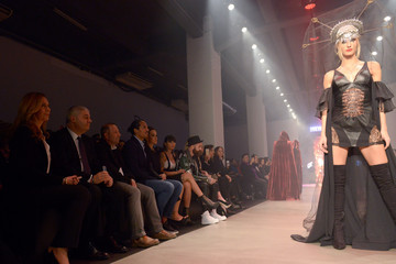 Fatima Lopes VIP Guests at Istanbul Fashion Week