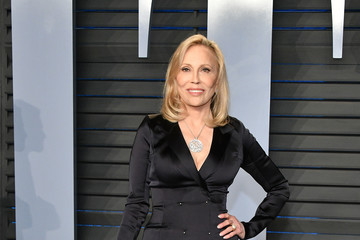 Faye Dunaway 2018 Vanity Fair Oscar Party Hosted By Radhika Jones - Arrivals