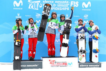 Faye Gulini FIS Freestyle Ski & Snowboard World Championships 2017 - Day Six
