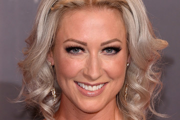 Faye Tozer British Soap Awards - Red Carpet Arrivals