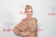 Natalie Dormer attends a Cath Kidston product launch event on October 25, 2018 in London, England.