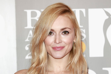 Fearne Cotton The BRIT Awards 2017 - Red Carpet Arrivals