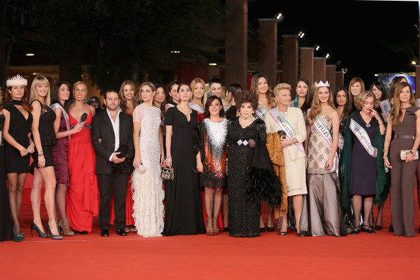 Miss Italia Red Carpet - The 7th Rome Film Festival