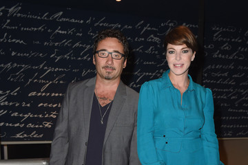 Federico Zampaglione The Space Movies - Universal Pictures Italia, Feltrinelli Real Cinema And Gucci Present The Italian Premiere Of 'The Director - Inside The House Of Gucci'