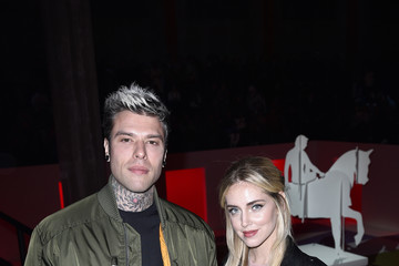 Fedez Prada Fall/Winter 2020/21 Menswear Fashion Show – Arrivals And Front Row
