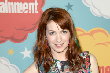 Felicia Day Entertainment Weekly's Annual Comic-Con Celebration