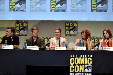 Felicia Day Comic-Con International 2015 - 'Con Man' The Fan Revolt 13 Years in the Making Panel