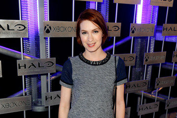 Felicia Day HaloFest at the Avalon in Hollywood — Part 2