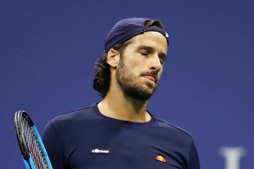 Feliciano Lopez 2017 US Open Tennis Championships - Day 6