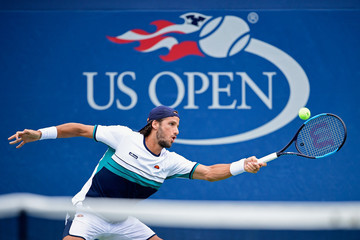 Feliciano Lopez 2017 US Open Tennis Championships - Day 4