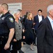 Felicity Huffman Felicity Huffman Appears In Court For Sentencing