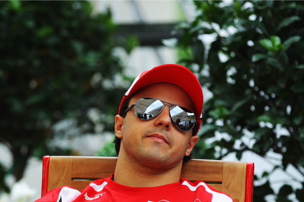 Felipe Massa Felipe Massa of Brazil and Ferrari is seen in the paddock during previews to the Canadian Formula One Grand Prix at the Circuit Gilles Villeneuve on June 9, 2011 in Montreal, Canada.