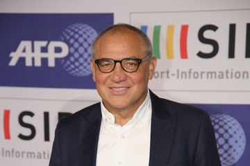 Felix Magath Sport-Informations-Dienst (SID) Celebrates His 70th Anniversary in Cologne