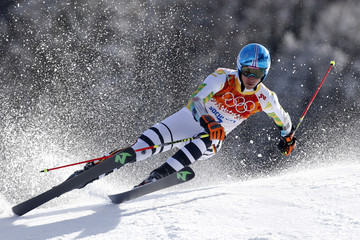 Felix Neureuther Winter Olympics: Alpine Skiing