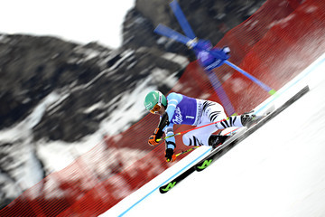 Felix Neureuther Audi FIS Alpine Ski World Cup - Men's Giant Slalom