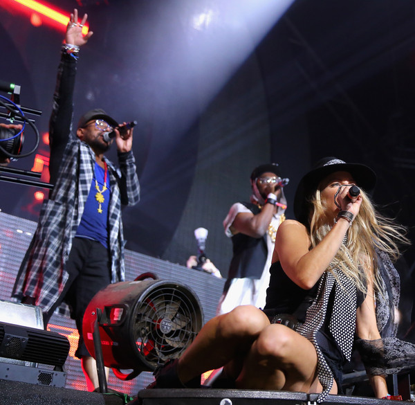 2015 Coachella Valley Music And Arts Festival - Weekend 1 - Day 3 [performance,entertainment,music artist,performing arts,music,musician,event,stage,concert,public event,artists,fergie,david guetta,will.i.am,l-r,empire polo club,indio,the black eyed peas,ap,coachella valley music and arts festival]