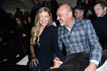 Fergie Jean Paul Gaultier : Front Row - Paris Fashion Week - Haute Couture Spring Summer 2016