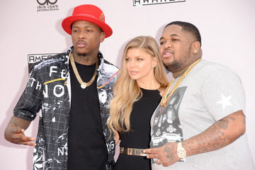 Fergie 2014 American Music Awards - Arrivals