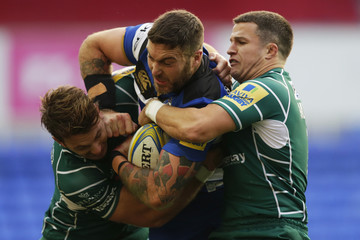 Fergus Mulchrone London Irish v Bath Rugby - Aviva Premiership