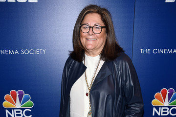 Fern Mallis NBC and the Cinema Society Host the Season 2 Premiere of 'Shades of Blue' - Arrivals