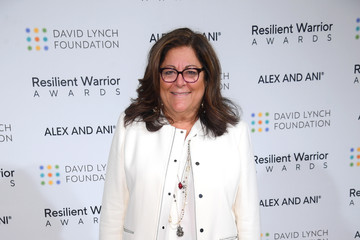 Fern Mallis David Lynch Foundation Hosts Change Begins Within: Healing the Hidden Wounds of War Benefit Dinner & Conversation