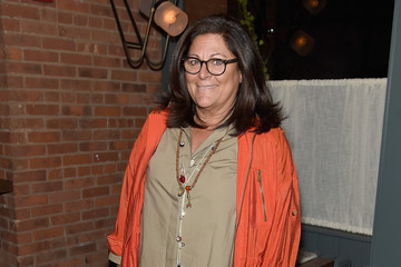 Fern Mallis The Cinema Society and Ruffino Host a Screening of Warner Bros. Pictures' 'The Intern' - After Party