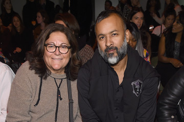 Fern Mallis The Blonds - Front Row - February 2019 - New York Fashion Week: The Shows