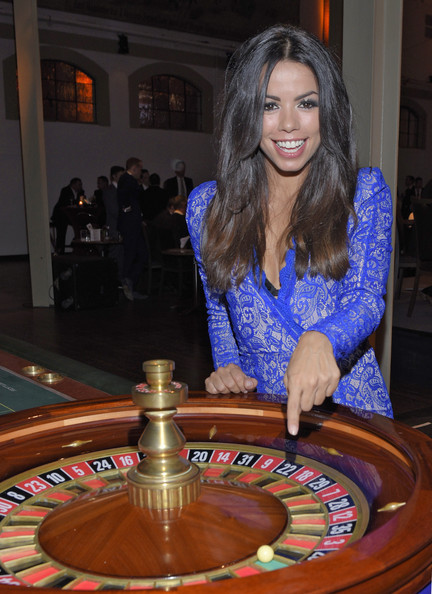 Christoph Metzelder Foundation Hosts 'CMS Gamblers Night - Chicago Style'