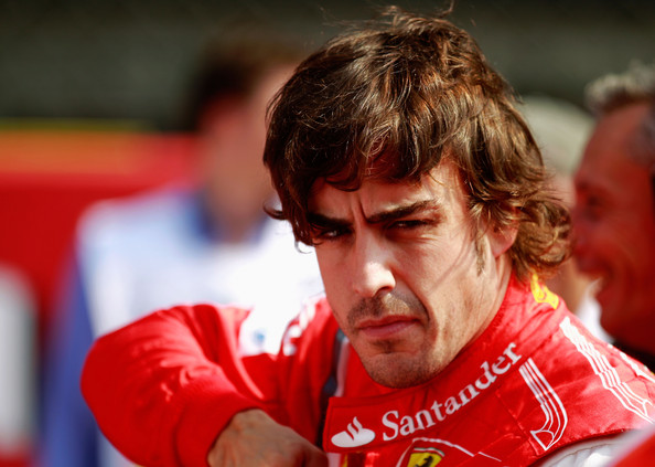 Fernando Alonso Fernando Alonso of Spain and Ferrari prepares to drive during the Italian Formula One Grand Prix at the Autodromo Nazionale di Monza on September 11, 2011 in Monza, Italy.