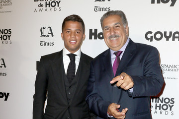Fernando Fiore The Los Angeles Times and Hoy 2015 Latinos de Hoy Awards