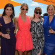 Christine Kaculis The Fifth Annual Veuve Clicquot Polo Classic - VIP Marquee