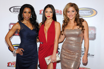 Brittney Palmer Arianny Celeste Fighters Only World Mixed Martial Arts Awards 2011