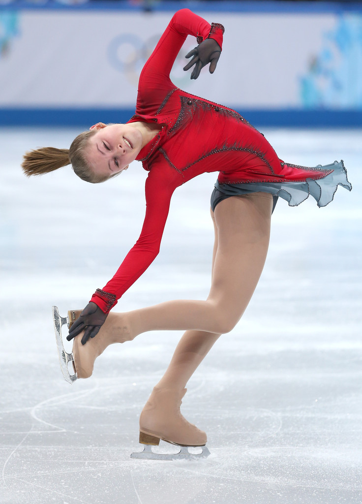 olympic skaters dating Russia stuns with olympic gold in women's figure skating, us shut out.