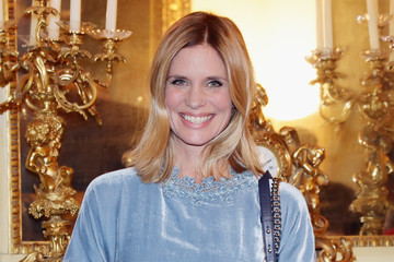 Filippa Lagerback Party Honouring the Swedish Crown Couple and Minister Ekstrom in Milan