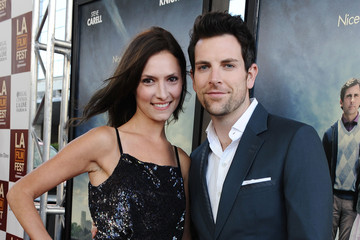 """Chris Mann Laura Perloe Film Independent's 2012 Los Angeles Film Festival Premiere Of Focus Features' """"Seeking A Friend For The End Of The World"""" - Red Carpet"""