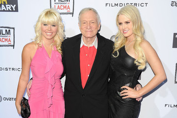 """Hugh Heffner Film Independent At LACMA Presents """"The Rum Diary"""" - Arrivals"""