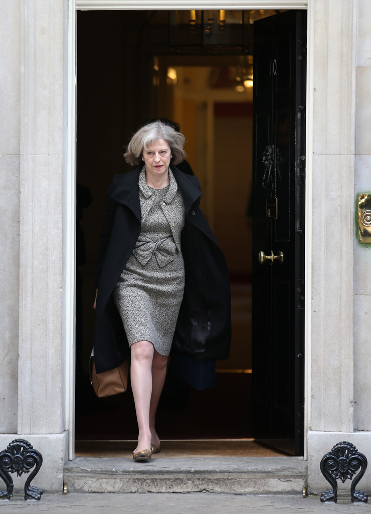 Theresa May Photos Photos Final Meeting Of The Uk