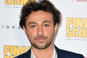 "Alex Zane attends the World Premiere of ""Final Score"" at the Ham Yard Hotel on August 30, 2018 in London, England."